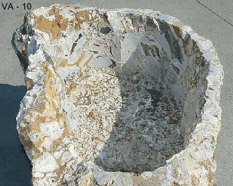 Benedetto silvio vasche da giardino in pietra di luserna for Vasche da giardino in plastica